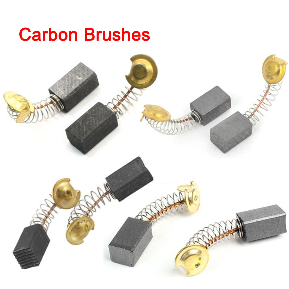 Carbon brushes motor hitachi angle grinder replacement for Dc motor brushes function
