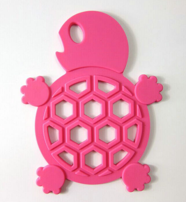 Details about silicone tortoise shaped bowl hot pot pad holder coaster